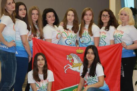 Ксения Ясалова на турнире Весеннее обострение 2013