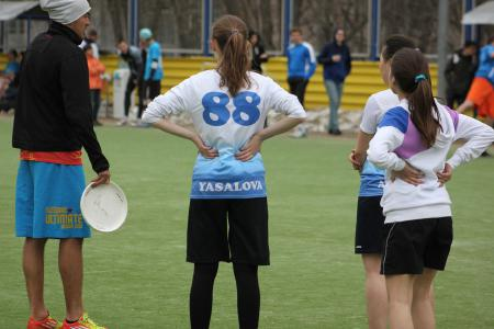 Ксения Ясалова на турнире Кубок Конструкторов 2013
