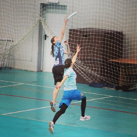 Ксения Ясалова на турнире Конституционный слет 2013