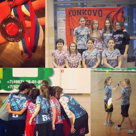 Ксения Ясалова на турнире ЗаПуск 2013