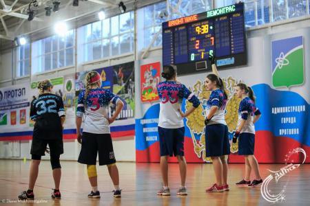 Таня Бычкова на турнире ЗаПуск 2015