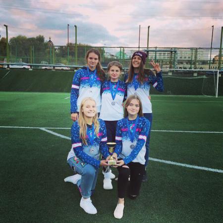 Таня Бычкова на турнире Кубок Столетовых 2017