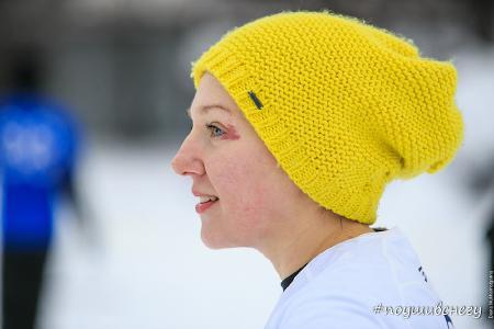Екатерина Селезнева на турнире По уши в снегу #2