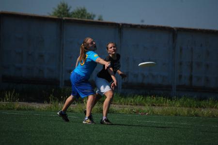 Екатерина Селезнева на турнире 1 этап МЧР 2014