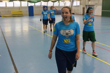 Екатерина Селезнева на турнире Женская лига | IRONSIX | ЦР-1