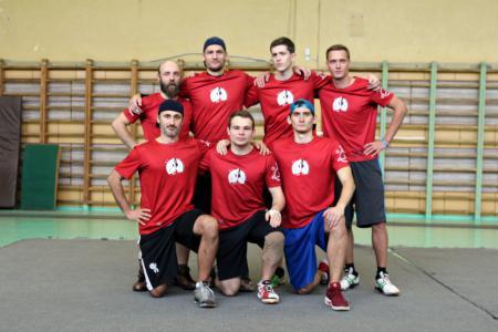 Юрий Заварин на турнире 11-й Кубок ВоГУ 2017