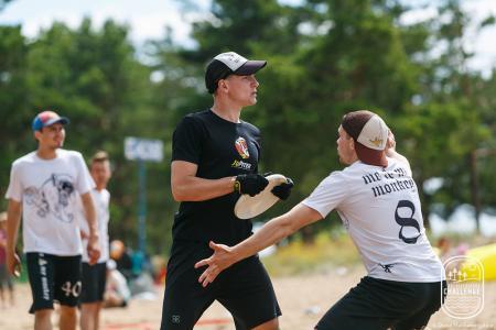 Юрий Заварин на турнире Вызов Питера 2017