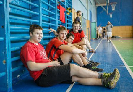 Юрий Заварин на турнире III Кубок ВГПУ 2013
