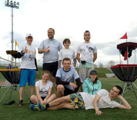 Юрий Заварин на турнире Yaroslavl Hat' Spring 2015