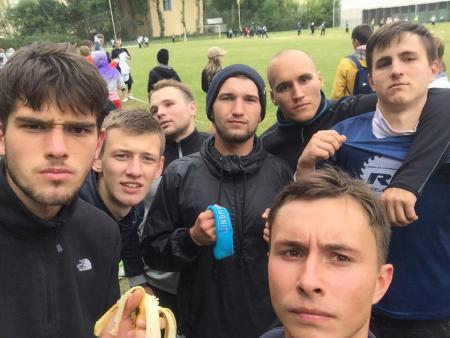 Юрий Заварин на турнире Кубок СПб 2018