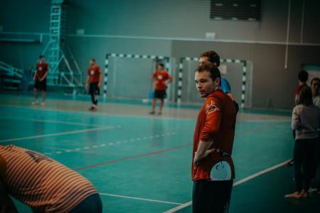 Юрий Заварин на турнире Конституционный слет 2018