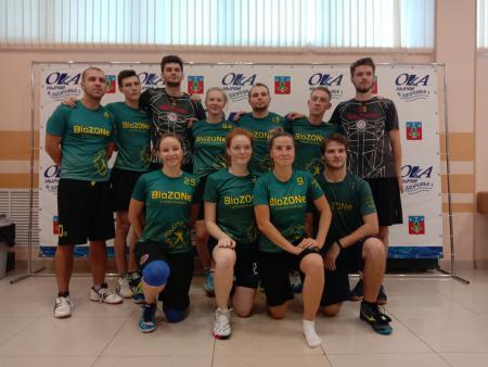 Юрий Заварин на турнире Миксомания 2019