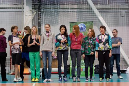 Ольга Минеева на турнире Конституционный слет 2013