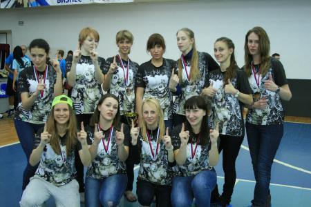 Ольга Минеева на турнире Лорд Новгород 2012