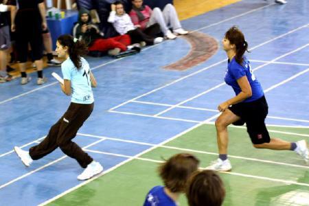Ольга Минеева на турнире Экстаз 2009