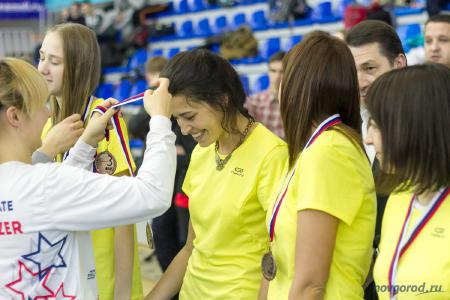 Ольга Минеева на турнире Лорд Новгород 2015
