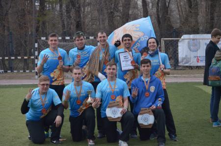 Илья Викторов на турнире Кубок Конструкторов 2015
