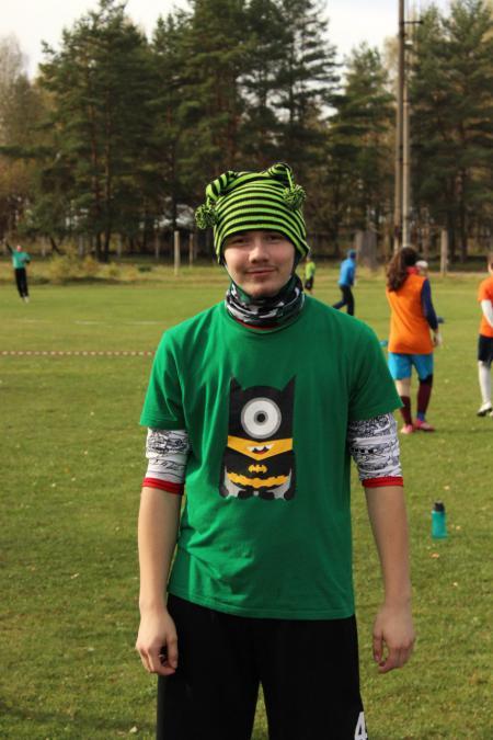 Илья Викторов на турнире Yaroslavl Hat' Autumn 2015