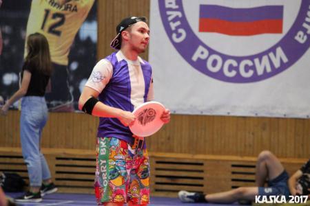Илья Викторов на турнире КАСКА 2017