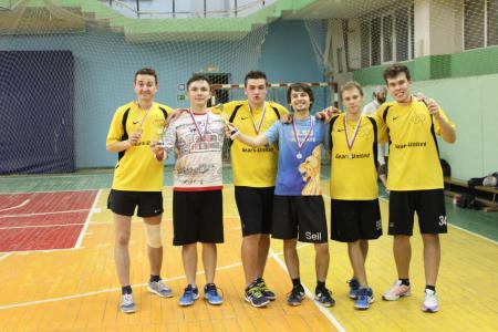 Андрей Вилков на турнире II Кубок Владимира 2015