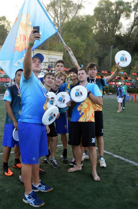 Азамат Курбанбердыев на турнире Кубок Столетовых 2015