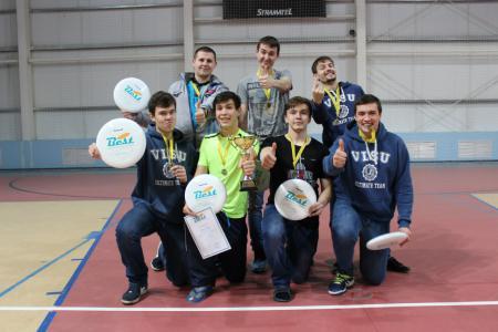 Азамат Курбанбердыев на турнире BEST 2015