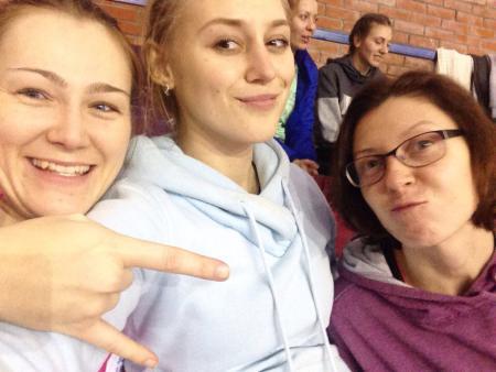 Анастасия Бутина на турнире ЗаПуск 2015