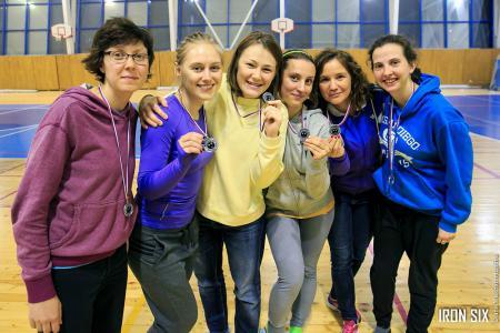 Анастасия Бутина на турнире Финал ЖЛ (Iron6)
