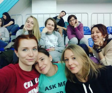 Анастасия Бутина на турнире Лорд Новгород 2017