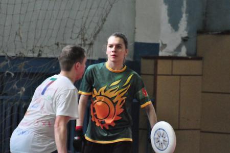 Ирина Патрушева на турнире VI Кубок ВоГУ 2015