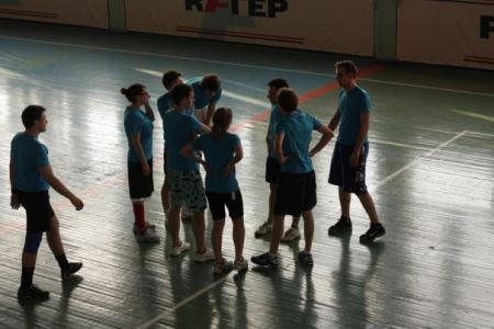 Ирина Патрушева на турнире Весеннее обострение 2011