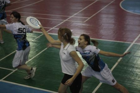 Ирина Патрушева на турнире Конституционный слет 2012