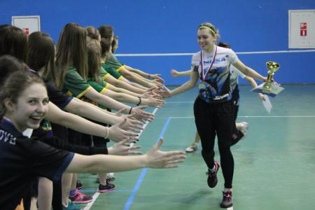 Ирина Патрушева на турнире СЧР 2016 3-й этап