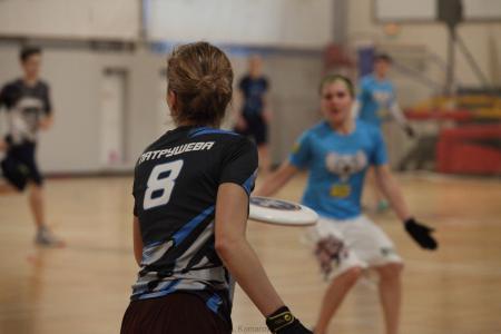 Ирина Патрушева на турнире Весеннее Обострение 2017