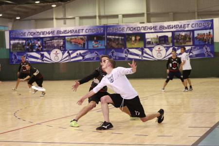 Николай Маринин на турнире Конституционный слет 2017