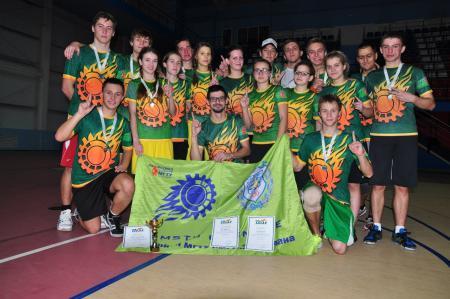 Карина Свидерская на турнире BEST 2014