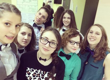 Карина Свидерская на турнире Лорд Новгород 2015