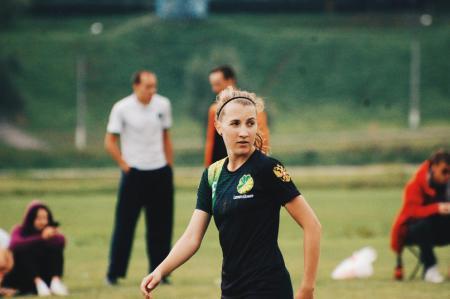 Карина Свидерская на турнире ОЧР 2015