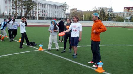 Валерий Федотовских на турнире All Stars Camps 2013