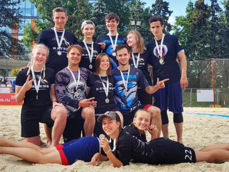 Валерий Федотовских на турнире ОЧМ 2019