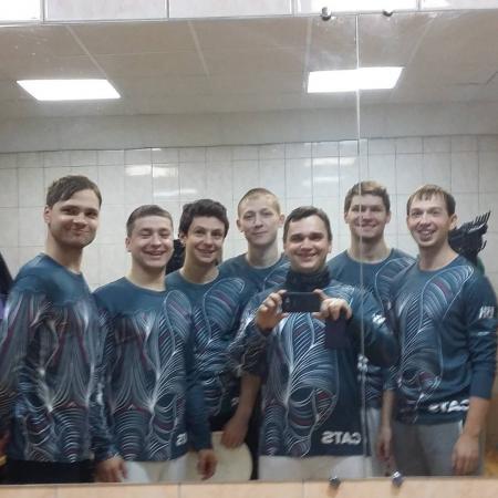 Николай Андреев на турнире Лорд Новгород 2016
