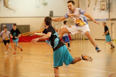 Николай Андреев на турнире Весеннее обострение 2015