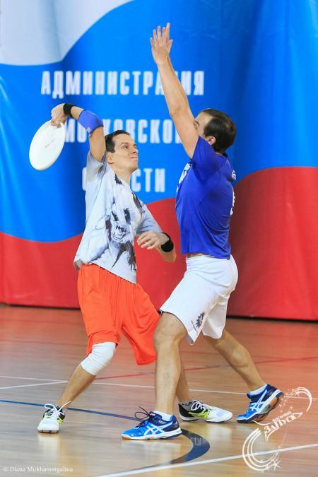 Николай Андреев на турнире ЗаПуск 2015