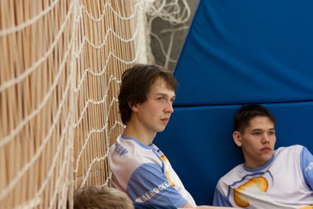 Николай Андреев на турнире Оттепель 2013