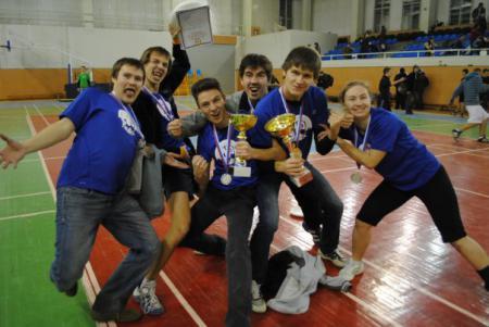 Николай Андреев на турнире Конституционный слет 2009