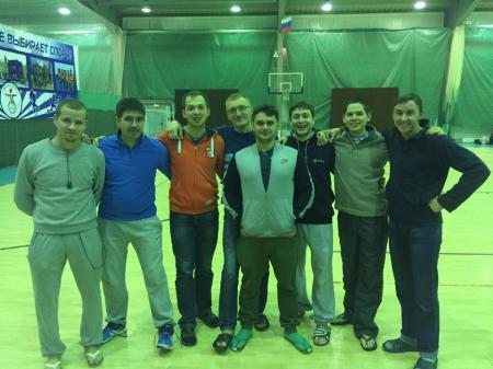 Николай Андреев на турнире Конституционный слет 2016