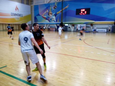 Николай Андреев на турнире Оттепель 2017