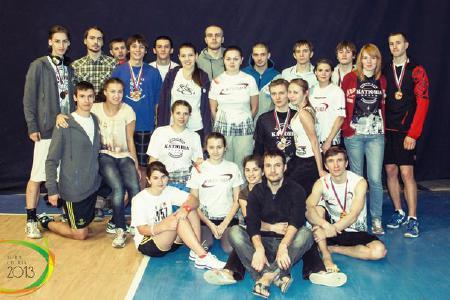 Степан Шлыков на турнире Точка Отсчета 2013