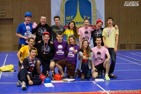 Александр Карпов на турнире Каска 2014