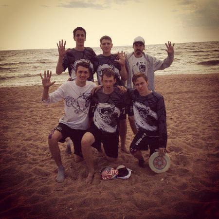 Александр Карпов на турнире Вызов Питера 2015